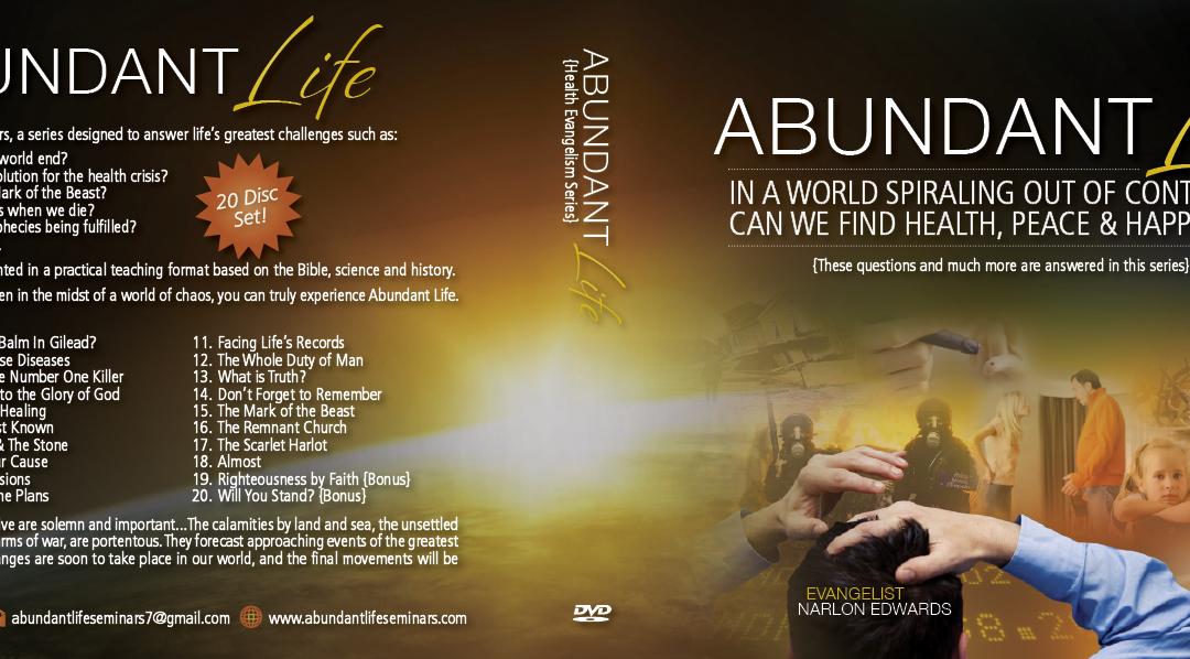 Abundant Life DVD Cover