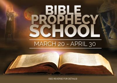 Bible Prophecy School 1