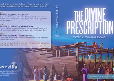 Divine Prescription DVD Cover