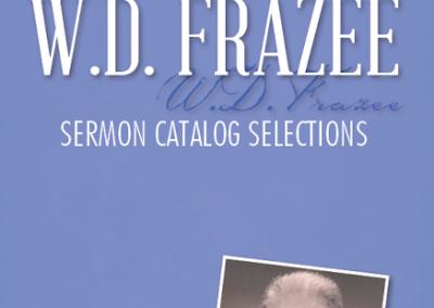 Frazee Catalog Cover