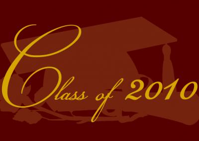 Jhalisa's Graduation Invitation 2