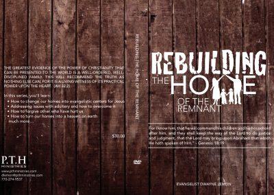 Rebuilding the Home DVD