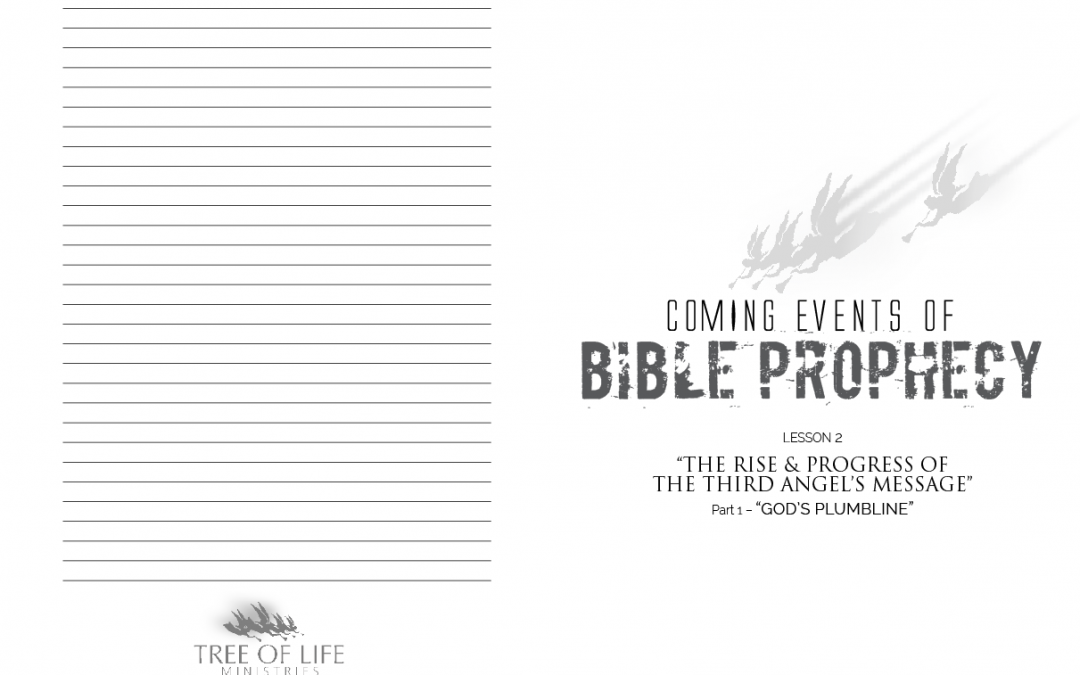 Coming Events Bible Study Guide