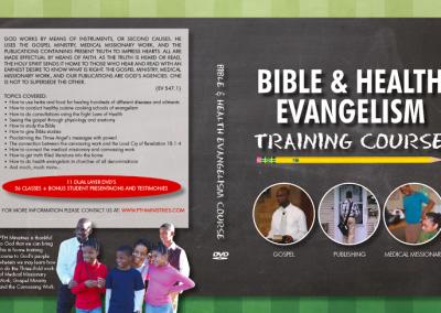 PTH Training DVD Cover