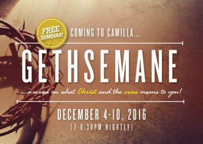 Gethsemane Flyer 1