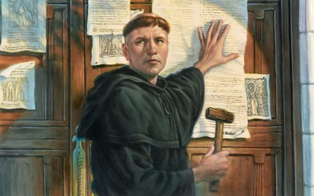Is The 500 Year Reformation Coming To An End?